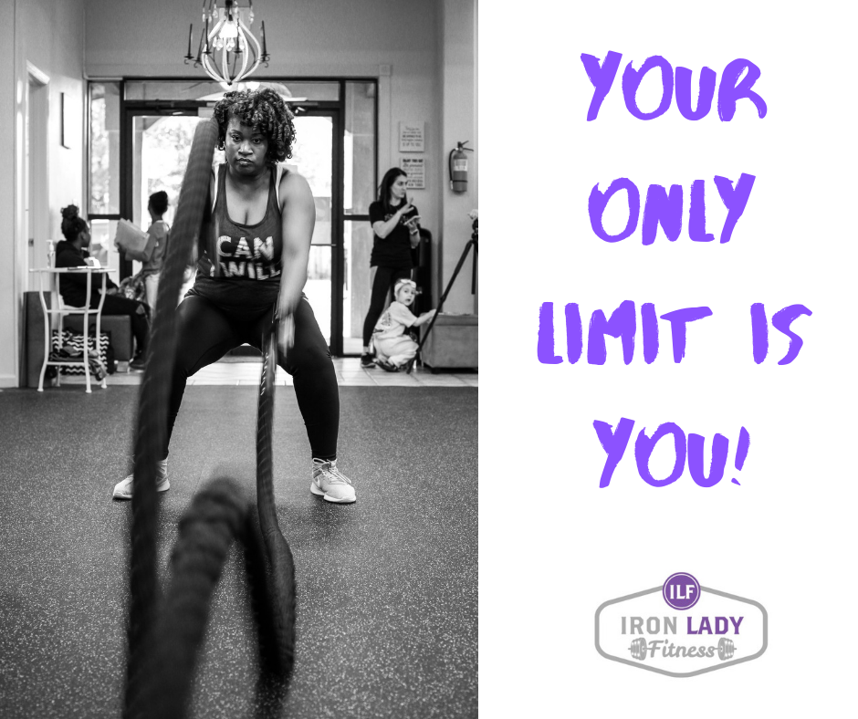 Your only limit is You!